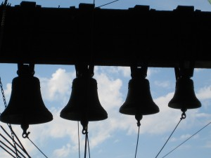 Bell-ringing master class