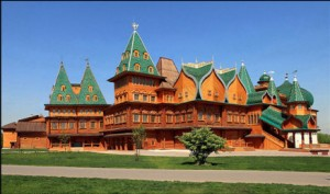 Kolomenskoe, Kolomenskoe Palace, Alexei Mikhailovich Wooden Palace, tours in English, English speaking guide, touring Moscow, unusual tours, tours in small groups