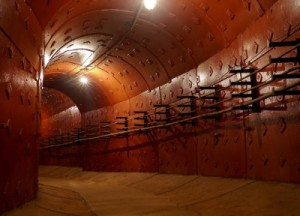 Taganka Bunker, Secret military facility, top-secret facility, Stalin's Bunker, bomb shelter, tours in English, English-speaking guide