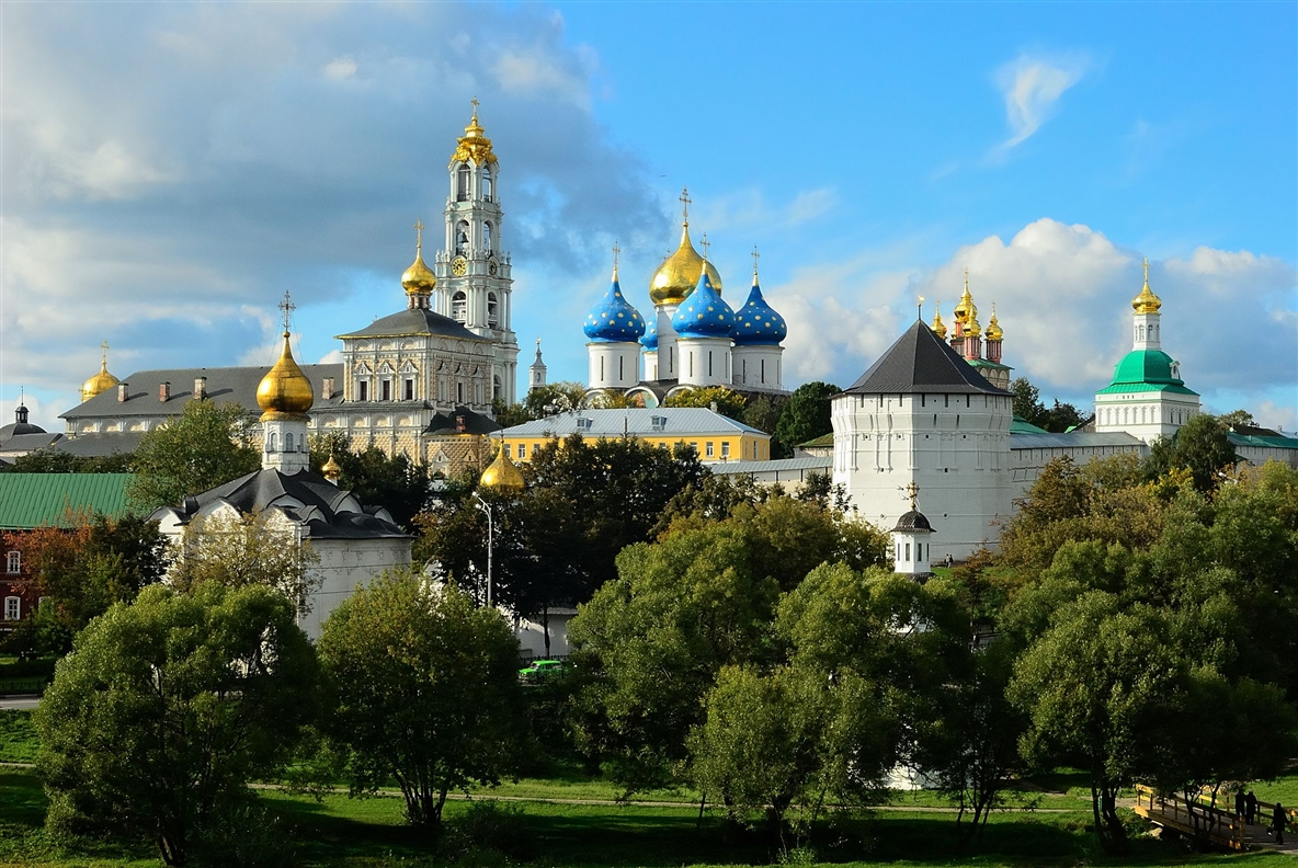 Sergiev Posad, visit to Sergiev Posad,tours of Moscow,tours in English, Golden ring city, Golden ring cities, English speaking guide, visits in English