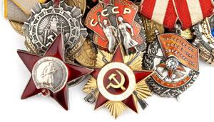 Museum of heros of the Soviet