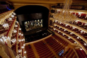 Bolshoi Theatre Tour